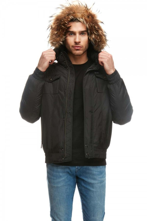 ARCTIC NORTH MENS CAMBRIDGE BOMBER JACKET