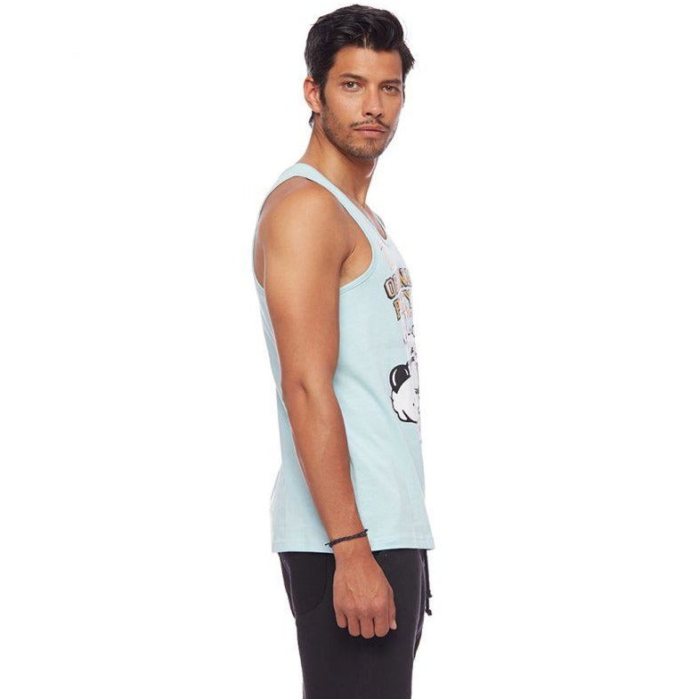 The Original Party Animal Retro Tank Shirt Mint