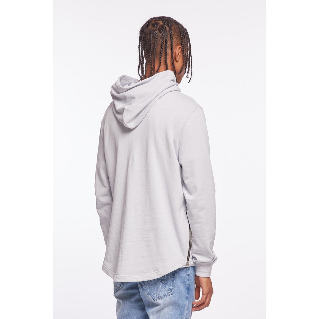 KUL-MH1504C Grey Crash Hood 2.0