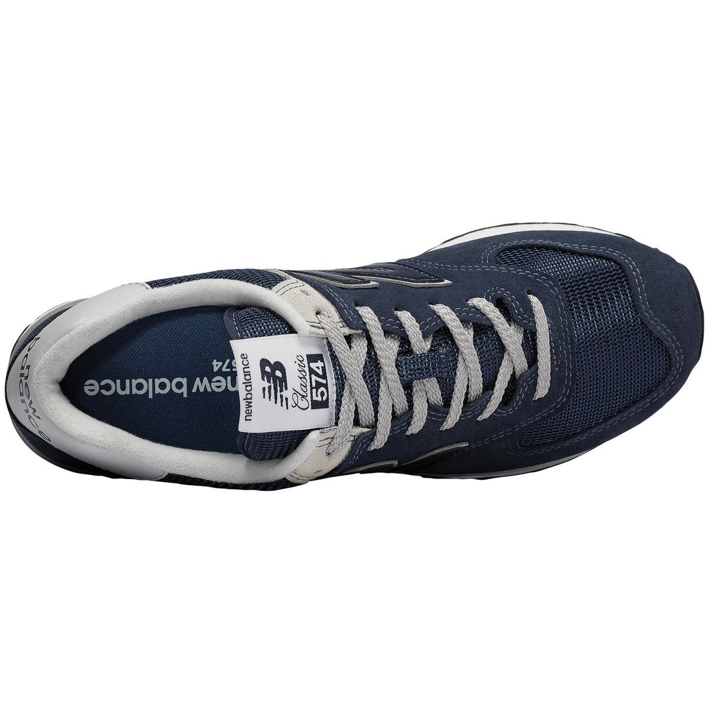 ML574EGN Classic 574 Retro Sneakers Blue/Grey