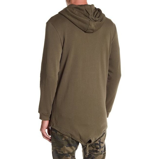 Terry Parka Military Olive