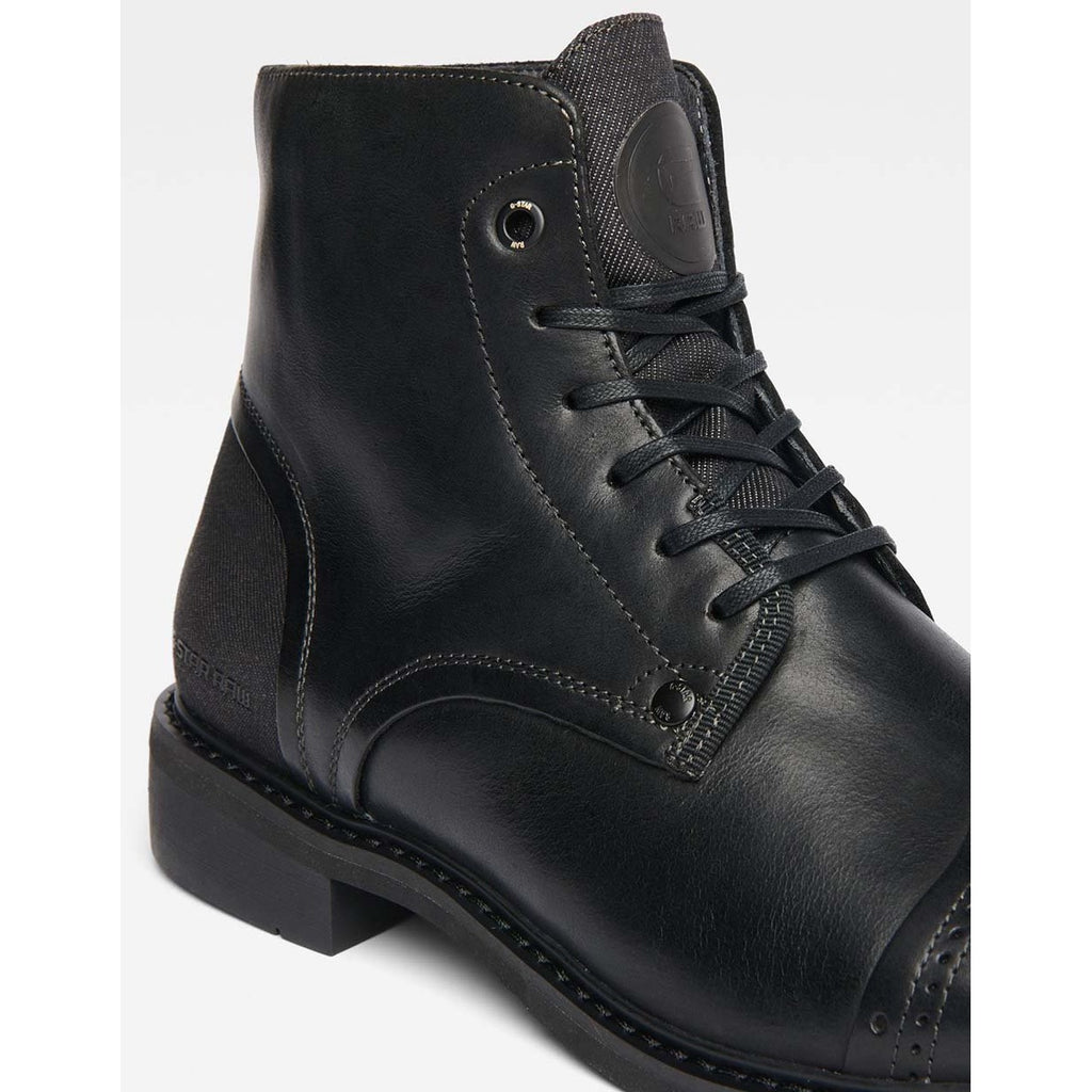 WARTH BOOT BLK