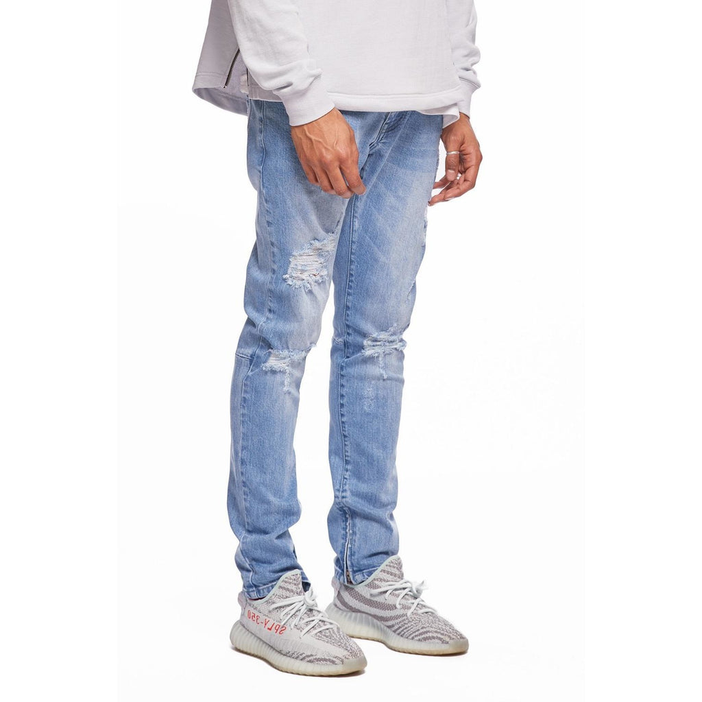 Blue Slasher Denim