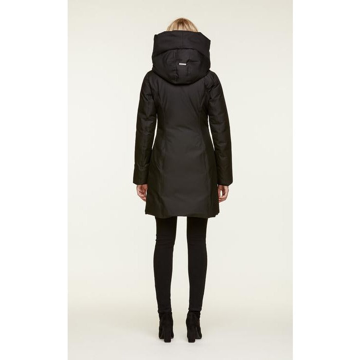 Women's Soia & Kyo Camelia Coat - Black