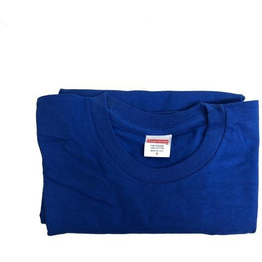 Men's Supreme Box Logo Short Sleeve Tee Shirt