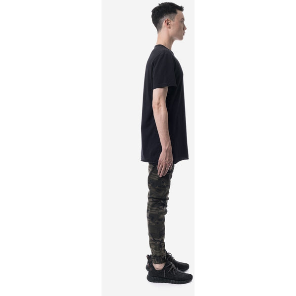 Men's Kuwalla Tee Raw Tower Tee - Black