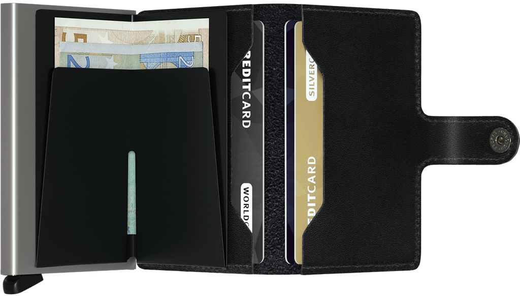 Men's Secrid Miniwallet - Original Black