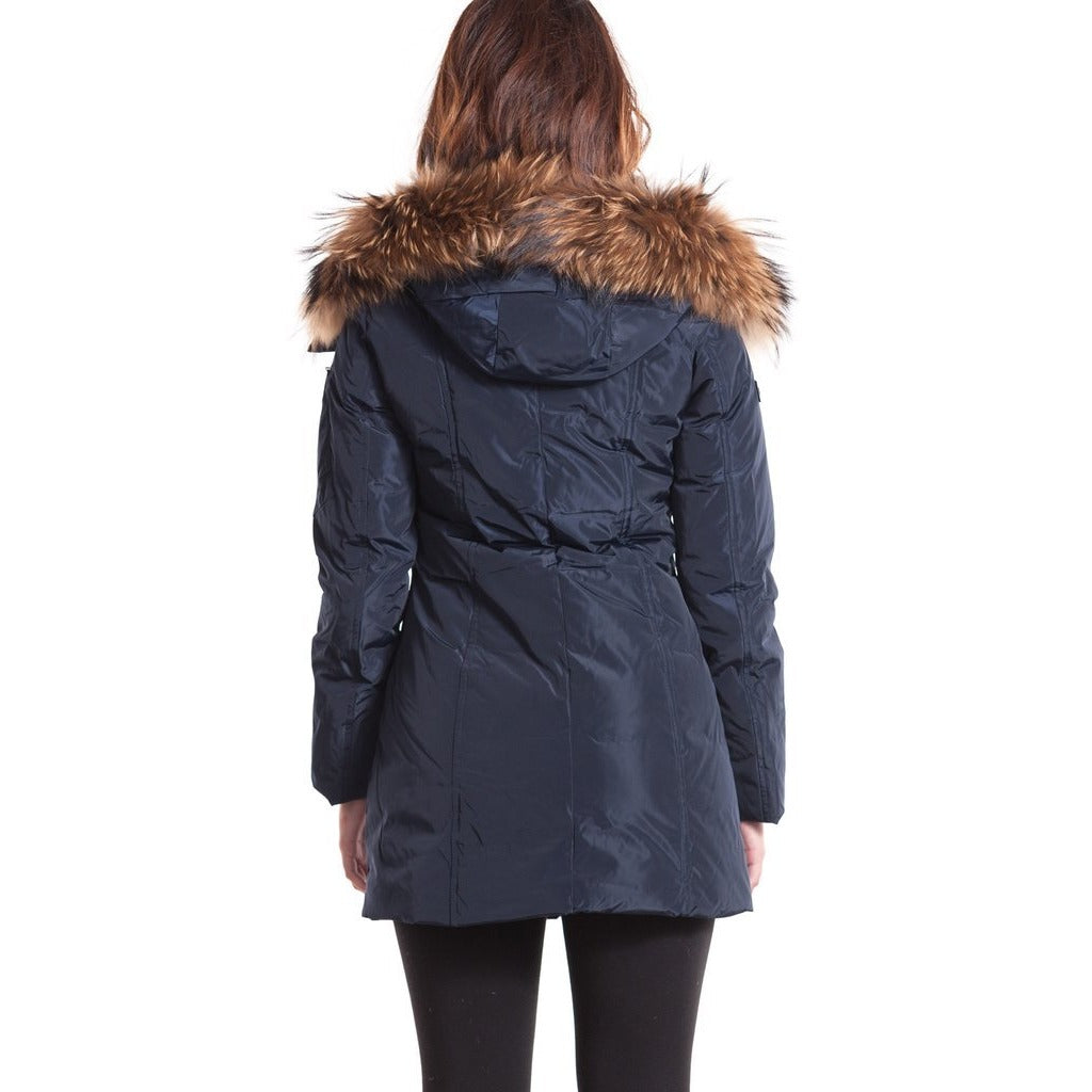 Women's Burntlime Mercury Down Parka - Navy