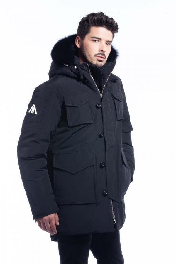 ARCTIC NORTH MENS PARKA QUEBEC