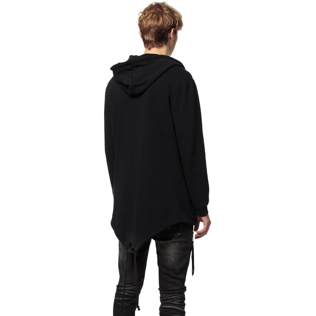 Terry Parka Black