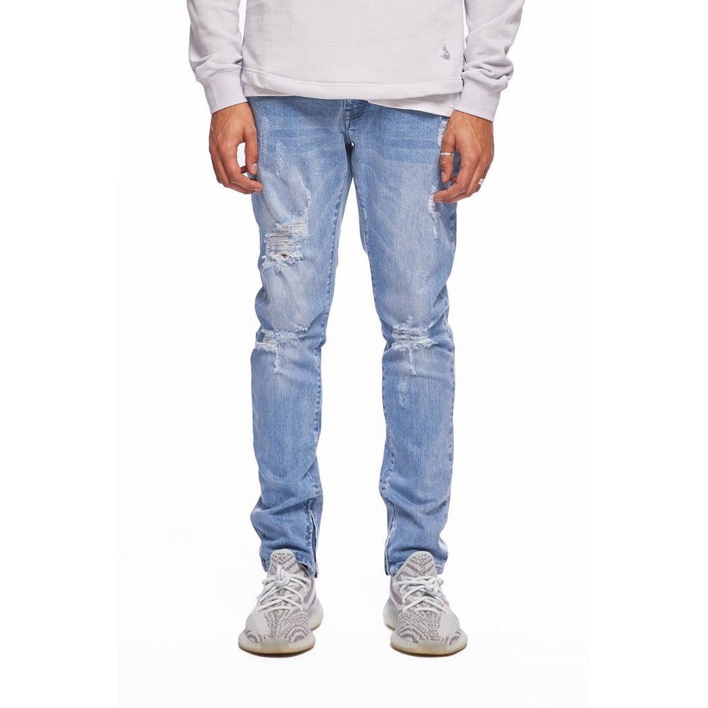 KUL-K2SLASHER Blue Slasher Denim