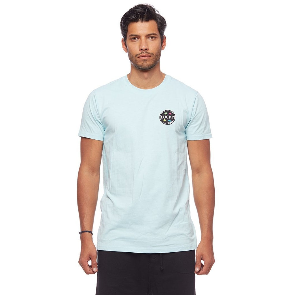 L7 Surf Retro Tee Mint