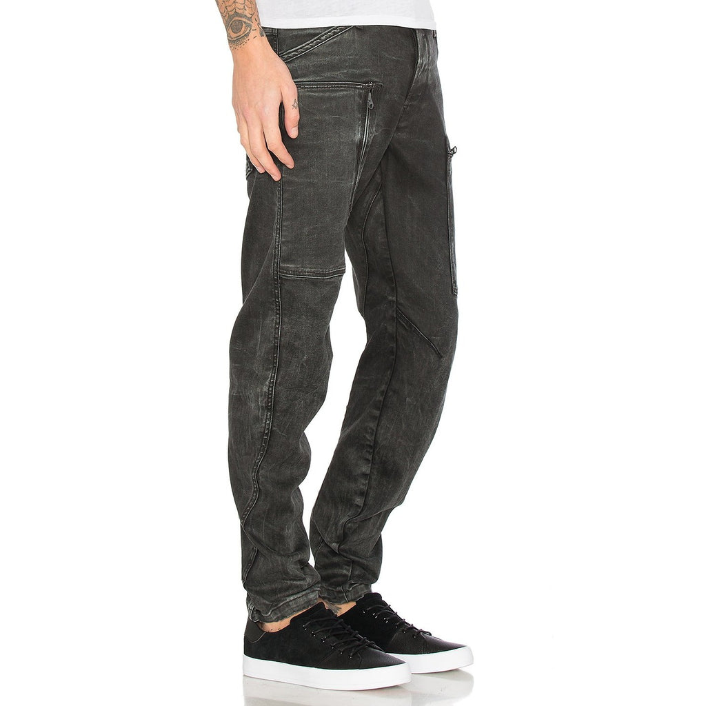 Powel 3D Tapered Trainer Pants Graphite