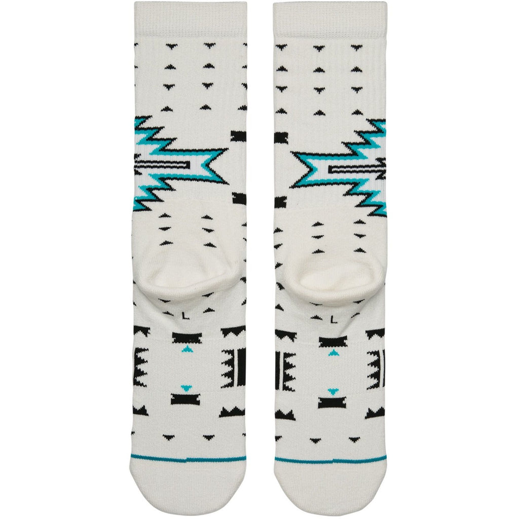 M545A18RYU.NVY RYU Vs Ken Anthem Street Fighter Socks Navy