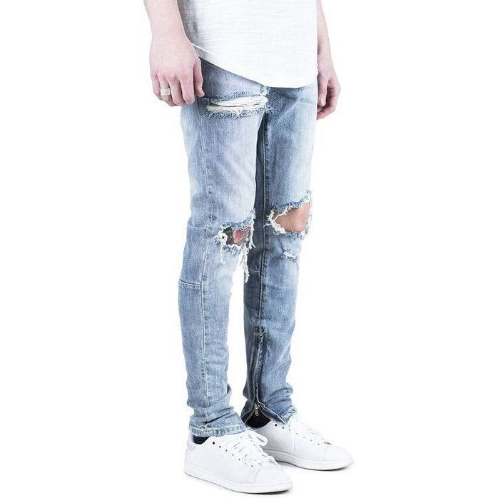 Pacific Denim Jeans Stone Wash