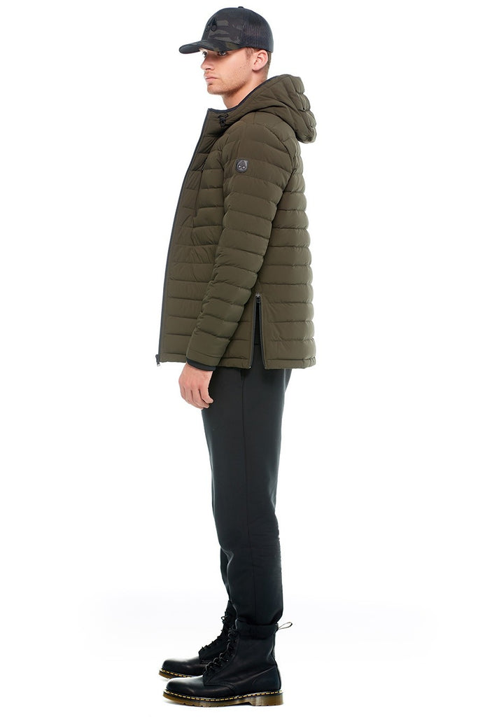 MOOSE KNUCKLES FULLCREST JACKET OLIVE