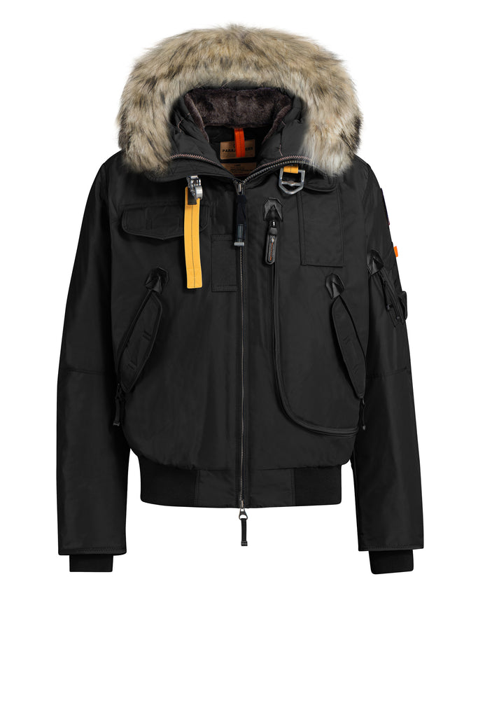 PARAJUMPERS MENS GOBI MASTERPIECE BLACK