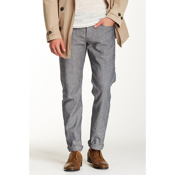 Men's Naked & Famous Skinny Guy Pineapple Selvedge - Denim Kings - 1