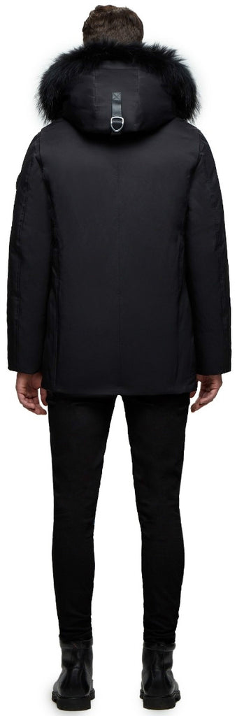 Men's Rudsak Truman Winter Down Parka - Black