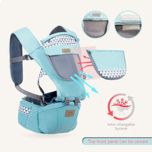 Load image into Gallery viewer, GigiBees™ Ergonomic 6-in-1 Baby Carrier