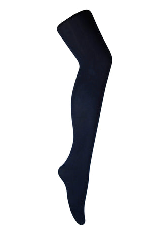 Navy solid colour 80 denier Tights by Pamela Mann UK on Tights Etc South Africa
