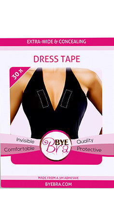 Bye Bra DRESS TAPE Fashion Tape, Medical Adhesive.Hollywood secret celebrity dress tape only on Tights Etc South Africa