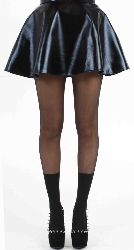 Straight Edge Tocks mock sock sheer Tights by Pamela Mann UK on Tights Ets South Africa