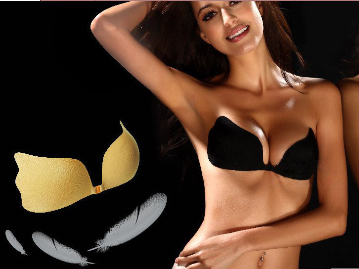 Angel wing push up adhesive strapless backless bra tights etc south africa