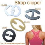 Bra accessories Bra Clips  for Bra Straps in 4 shapes by Tights Etc South Africa