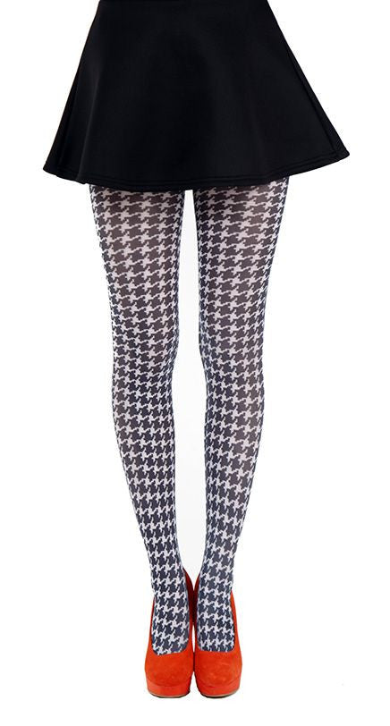 Small Dogtooth Black