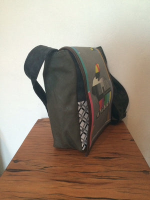 Eskimo bag TV