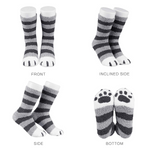 Load image into Gallery viewer, Cute Cat Cotton Socks
