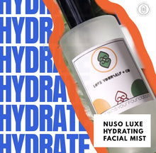 Load and play video in Gallery viewer, Luxe Nuso Hydrating Mist