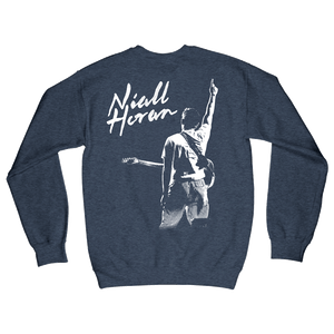 Niall Navy Sweater