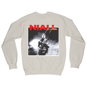 Niall Stage Photo Sweater