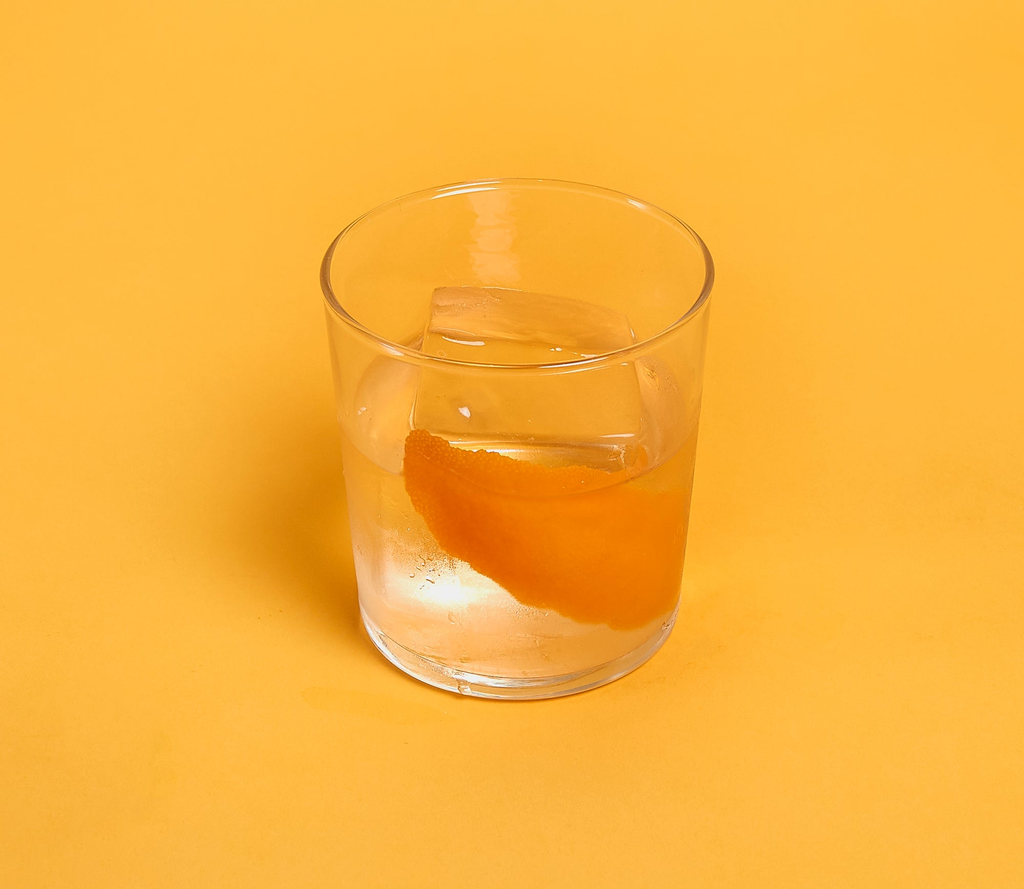 Negroni Milk Punch
