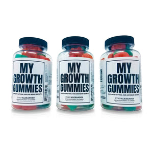 MY GROWTH GUMMIES (3 MONTH SUPPLY)
