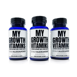 MY GROWTH VITAMINS COLLECTION (3 MONTH SUPPLY)