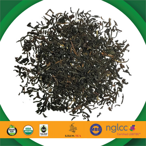 Kikos Organic Black Tea: Assam - 5 Oz