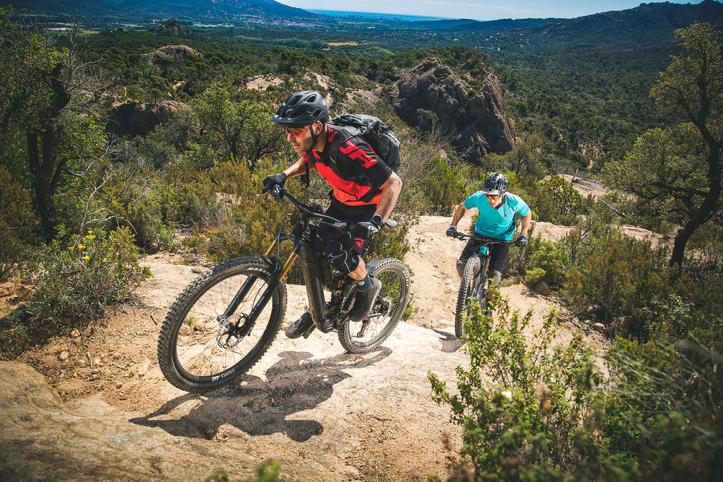 eONE-FORTY impresses the eMTB-NEWS team
