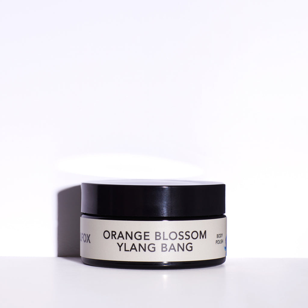 ORANGE BLOSSOM YLANG BANG Body Polish