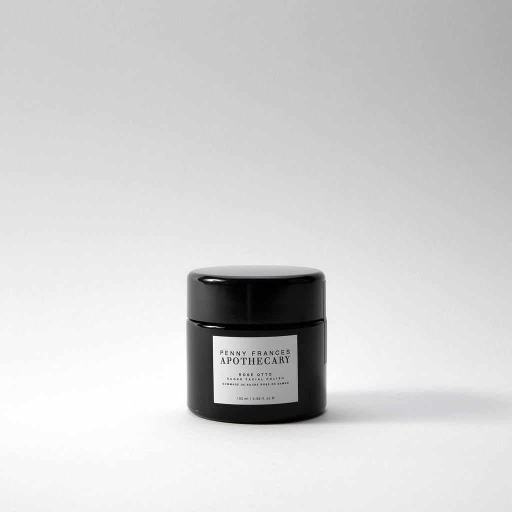 Rose Otto Sugar Facial Polish