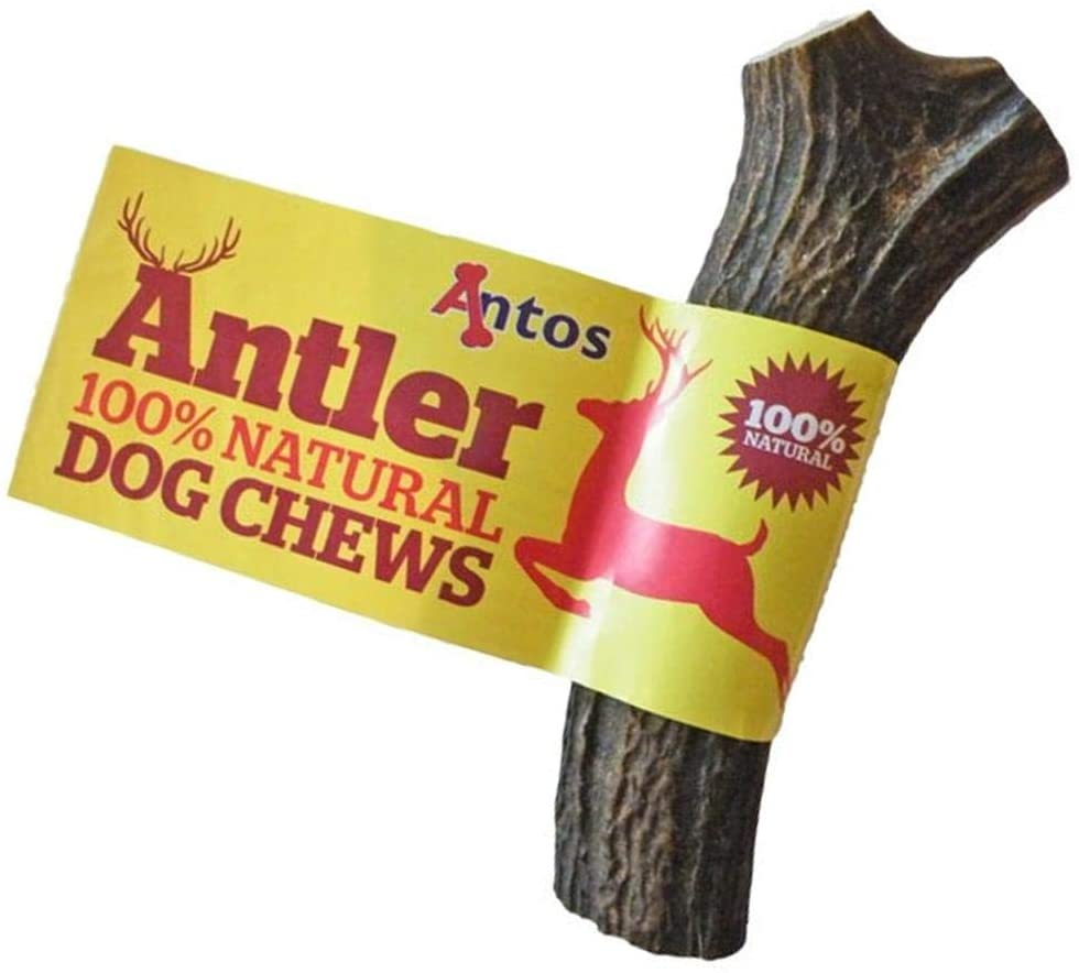 Antos Antler Dog Chew - 100% Natural Small 50-75g