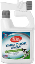 Load image into Gallery viewer, Simple Solution Yard Odour Away 945ml