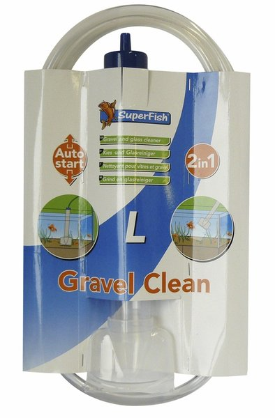 SuperFish Gravel Clean Large