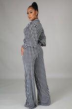 Load image into Gallery viewer, Houndstooth Jumpsuit
