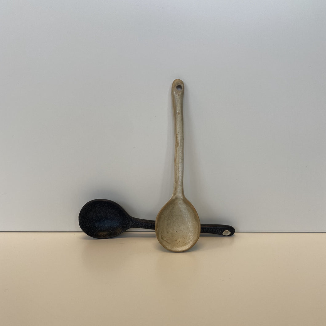Stoneware Spoon Set