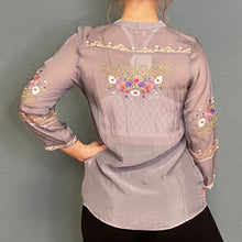 Load image into Gallery viewer, Embroidered Blouse