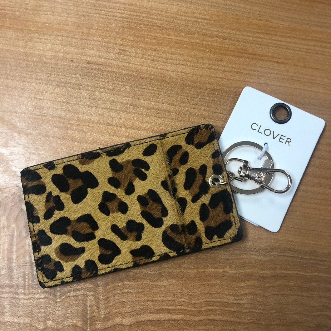 Card Holder Key Chain