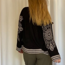 Load image into Gallery viewer, Boho Cardigan Jacket